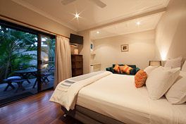 The Beach House Bedroom